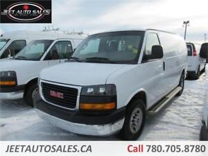 2016 GMC Savana G2500 Cargo Van.. 6 to Choose from