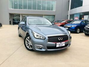 2017 Infiniti Q70 Y51 GT Blue 7 Speed Sports Automatic Sedan Hoppers Crossing Wyndham Area Preview