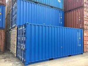 20ft GP New Build Shipping Containers in Brisbane (Special offer) Hemmant Brisbane South East Preview