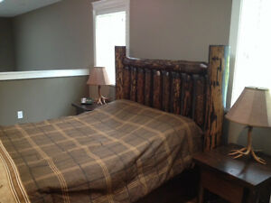 Hand crafted one of a kind real wood beds by local family Co. Comox / Courtenay / Cumberland Comox Valley Area image 7