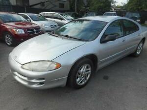 2001 Chrysler Intrepid SE ( AUTO - CLIM FONCTIONNEL )