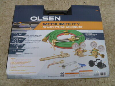 Chicago Electric Oxygen And Acetylene Welding Kit 64408 - Brand New