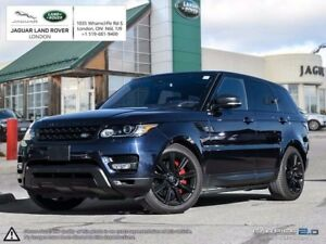 2016 Land Rover Range Rover Sport | One Owner | 16,000km |Driver