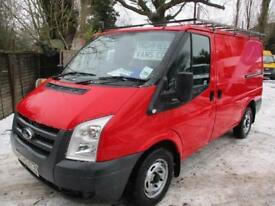 2011Ford Transit 2.2TDCi NO VAT 115PS T 280 SWB 100000 MILES GUARANTEED