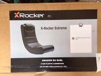 X rocker xtreme gaming chair -brand new