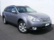 2011 Subaru Outback B5A MY11 2.5i Lineartronic AWD Premium Silver 6 Speed Constant Variable Wagon Devonport Devonport Area Preview