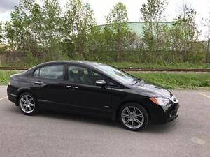 2011 Acura CSX Tech Pkg Fully Equipped Cuire Mag Toit GPS Bas KM