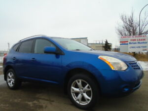 2008 NISSAN ROGUE SL AWD-SUNROOF-HEATED SEATS-REMOTE STARTER
