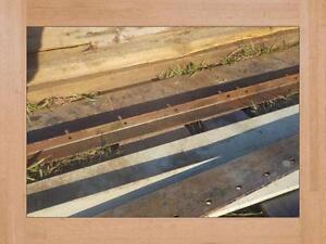 Flat Plate Steel 2 Panels
