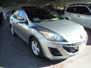 2009 Mazda 3 BL Neo Silver Metallic 6 Speed Manual Sedan East Lismore Lismore Area Preview