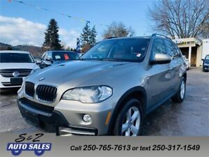 2008 BMW X5 3.0si 7 PASSENGER-LOW KM-MUST SEE!