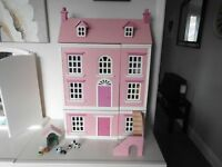 Dolls House, Furniture and Families
