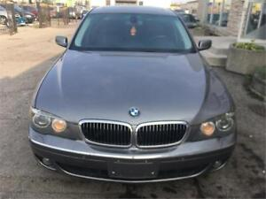2007 BMW 7 Series 750i special price $9999