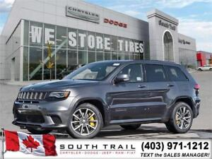 2018 Jeep Grand Cherokee Trackhawk 6.2L V8 707hp!!! ONLY $310/WK