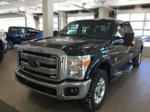 2016 Ford F-350 Lariat FX4 6.7 Longbox *Duratracs* *Roof* *Nav*