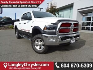2015 RAM 2500 Power Wagon *ACCIDENT FREE*ONE OWNER*LOCAL BC T...