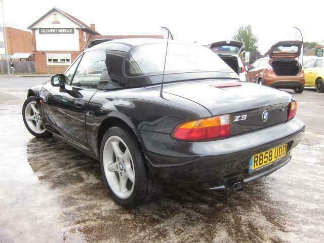 1998 R BMW Z3 1 9 ROADSTER!! WOW!! LOW MILEAGE!! RARE!! CLASSIC!! | in  Worcester, Worcestershire | Gumtree