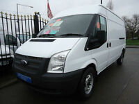 2012 62 FORD TRANSIT 2.2TDCi (125PS)(EU5)(RWD) T350 LWB MEDIUM ROOF