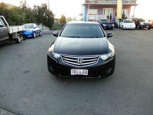 2009 Honda Accord 10 Euro Black 5 Speed Automatic Sedan Coorparoo Brisbane South East Preview