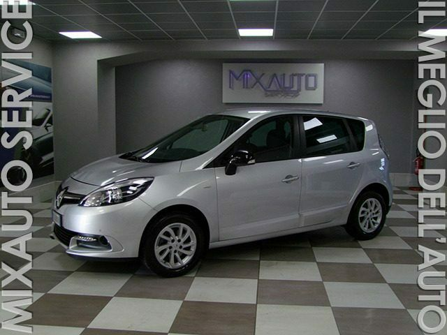 RENAULT Scenic 1.5 DCI 110cv xMod Limited EU6