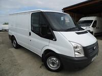 Ford Transit 2.2 260 SWB Low Roof