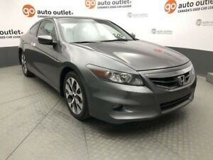 2012 Honda Accord Coupe EXL V6