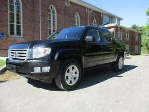 2013 Honda Ridgeline Pickup + Back up Camera + Certified