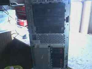 HP Proliant Server 4GB ram +  4 TB MSA60 Storageworks