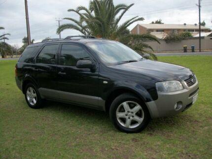 2005 Ford Territory SX TX (RWD) 4 Speed Auto Seq Sportshift Wagon Alberton Port Adelaide Area Preview