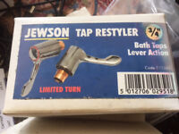 Pair Bathtap restylers 3/4 inch lever action
