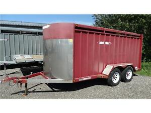 Cattle / Horse Trailer for rent