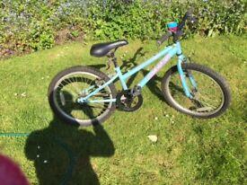Girls Bike aged 5+