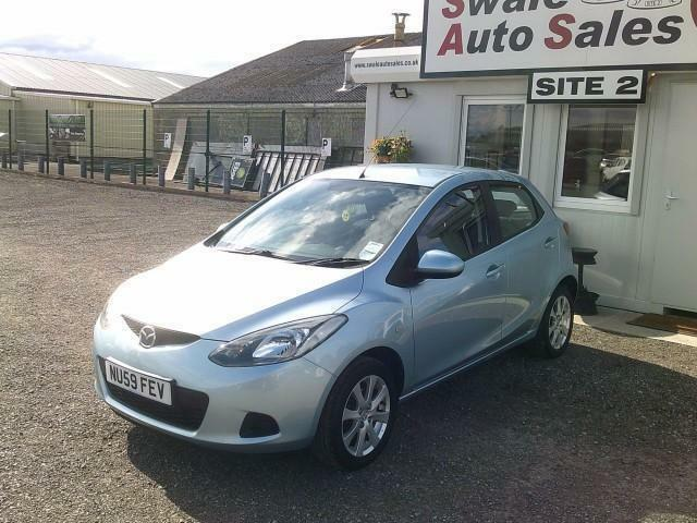2009 MAZDA 2 TS2 1.3L - ONLY 64,646 MILES - FSH - IDEAL FIRST CAR - 1 OWNER