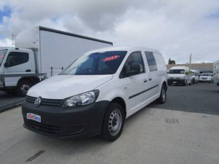 VOLKSWAGEN CADDY VAN MAXI - With 12mth FREE  Aust wide Warranty Currumbin Waters Gold Coast South Preview