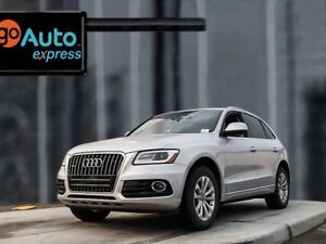 2014 Audi Q5 Q5, 2.0T Quattro Progressiv, Leather, Nav, Roof
