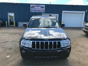 2007 Jeep Grand Cherokee Limited ( free warranty)