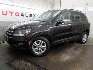 2015 Volkswagen Tiguan 4MOTION AUTO A/C MAGS BLUETOOTH
