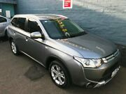 2014 Mitsubishi Outlander ZJ MY14.5 LS (4x2) Grey Continuous Variable Wagon Hobart CBD Hobart City Preview