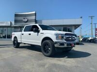 "2018 Ford F-150 XLT 5.0L V8 4X4 LIFTED 35"" Wheel Tire Package Delta/Surrey/Langley Greater Vancouver Area Preview"