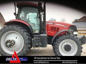 2014 Case IH Puma 185 50 KPH CVT MFD Tractor