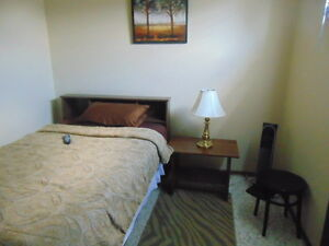 Furnished & Clean room for rent