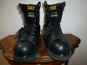Cat Thinsulate CSA approved safety boots