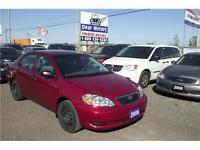 2006 Toyota Corolla CE **CERT AND 3 YEAR WARRANTY INCLUDED**