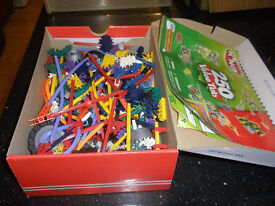 Mixed bundle of K,nex for sale