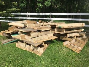 Free Wood - Perfect for Bon Fire