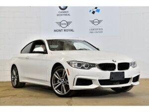 2015 BMW 4 Series 435i xDrive-6 Vit. Man. (Rare) Superbe Conditi