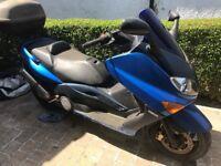 Yamaha TMax 500, non running, 2007 Tmax for sale, non running