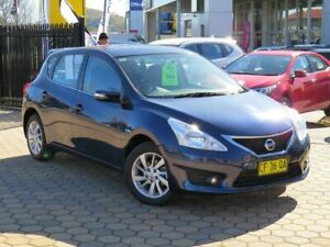 2015 Nissan Pulsar C12 Series 2 ST-L Blue 1 Speed Constant Variable Hatchback Greenway Tuggeranong Preview