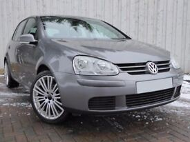 Volkswagen Golf 1.9 TDI Match 105, Gorgeous Grey Diesel Golf, Low Miles & Fabulous Service History
