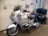 BMW RT 1150 cc 2001 Price Drop Must sell
